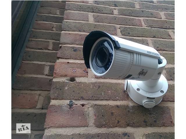 бу Установка камер наблюдения в Буче  в Буче
