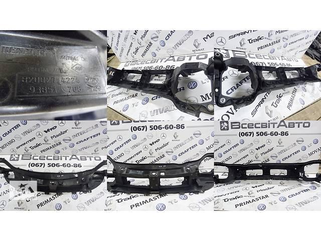 продам Установочная панель передняя (окуляр, телевизор) Opel Vivaro (2000-2014) 8200274224 93851708 бу в Звенигородці