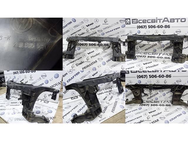 бу Установочная панель передняя (окуляр, телевизор, рамка) Volkswagen Crafter (2006-…)2E0805591AHVW90688001039068800103 в Звенигородці