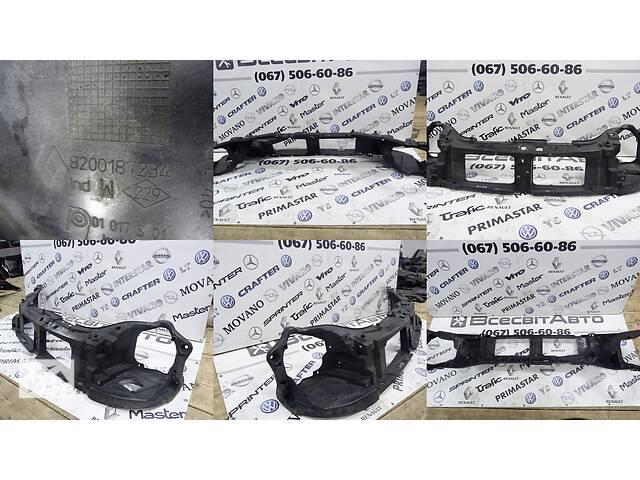 Установочная панель передняя (траверса передняя, окуляр, телевизор) Renault Master II (2000-2010) 8200187234- объявление о продаже  в Звенигородці