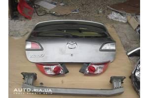 Усилители заднего/переднего бампера Mazda 3