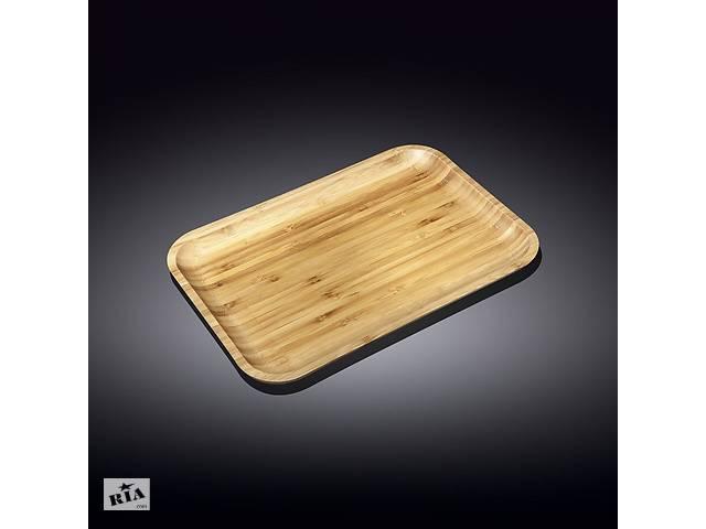 Блюдо прямоугольное Wilmax Bamboo 20,5х10 см WL-771050- объявление о продаже  в Чернигове