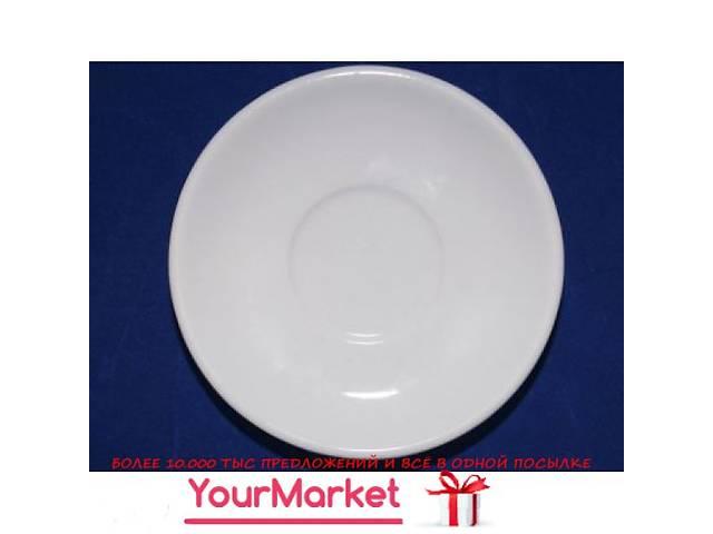 бу Блюдце 10,9 см белое Хорека 1368  к чашке 1363 в Чернігові