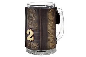 Новые бокалы для пива Макей