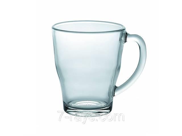 купить бу Чашка Duralex Cosy, стекло, 350 мл, Ø 8,6 см, прозрачная (4029AR06) в Дубно