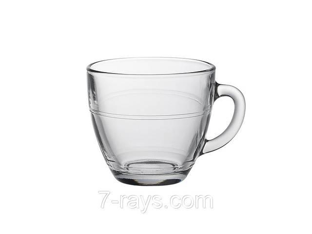 продам Чашка Duralex Gigogne, стекло, 220 мл, Ø 8.2 см, прозрачная (4006AR06) бу в Дубно (Ровенской обл.)