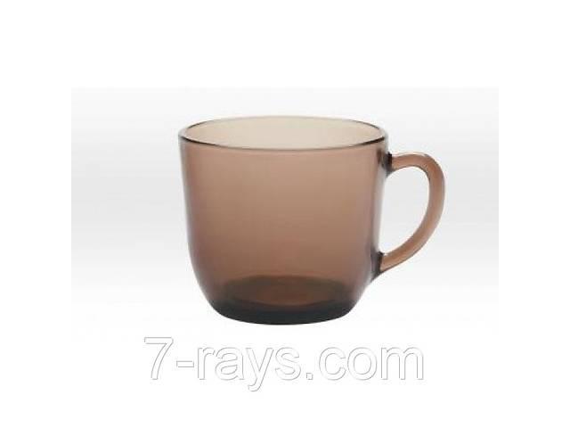 бу Чашка Duralex Lys Creole, 220 мл, Ø 7.7 см, дымчатое стекло (4014CR06) в Дубно (Ровенской обл.)