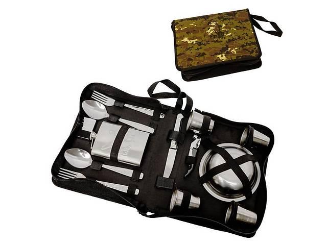 продам Набор для пикника на 4 персоны BST 100005 28х21 см. бу в Киеве