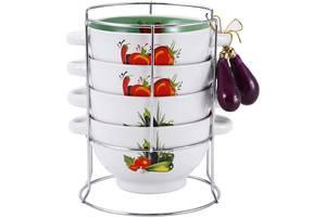 Нові Тарілки і салатники Wellberg