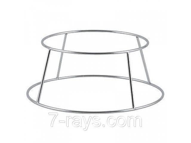 продам Подставка двухярусная для блюд 18,5х24х18 см. хромированная сталь Winco бу в Дубні