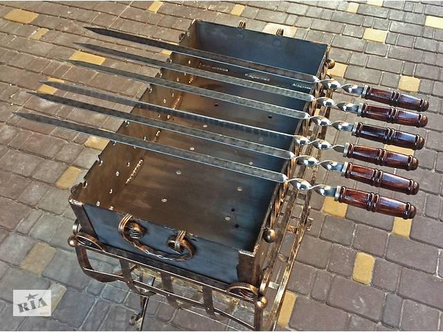 купить бу Шампура для Люля Кебаб, 20 мм. в Днепре (Днепропетровск)