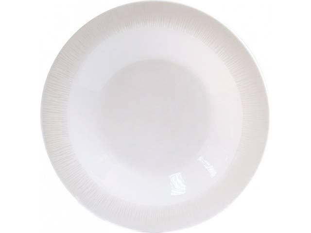бу Тарелка суповая круглая Astera White Queen 24 см A0160-16111 в Чернигове