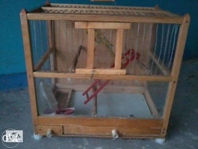 продам Клетка для попугая и мелких птиц  бу в Запорожье