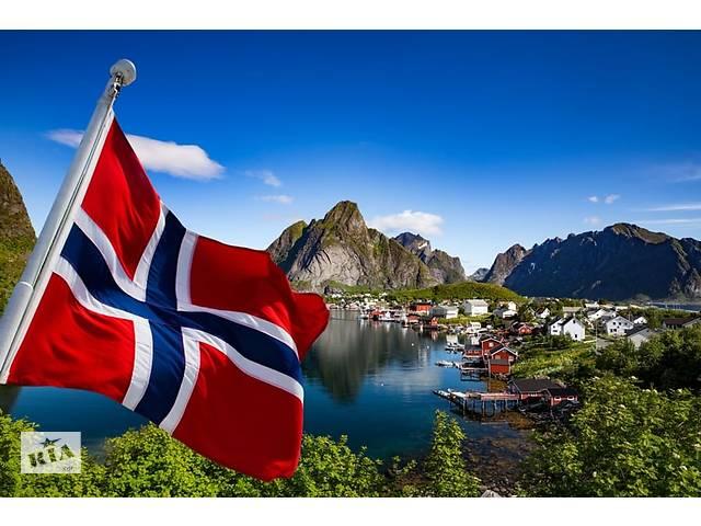 Рабочие на Рыбную ферму (М,Ж, Пары) делаем Норвежские визы