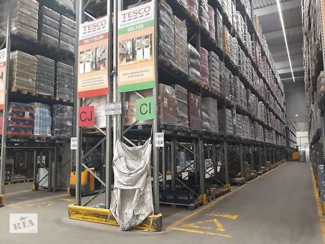 купить бу Работа. Разнорабочие на складах TESCO.Венгрия  в Україні