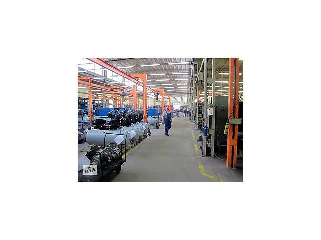 продам Завод по виробництву компресорів.Робота в Польщі бу  в Украине