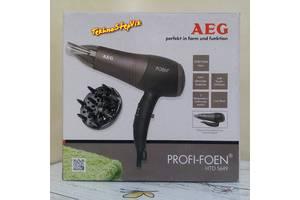 Нові Фени для волосся і стайлери AEG
