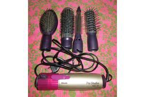 б/у Фены щетки для волос Philips