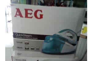 Новые Паровые утюги AEG