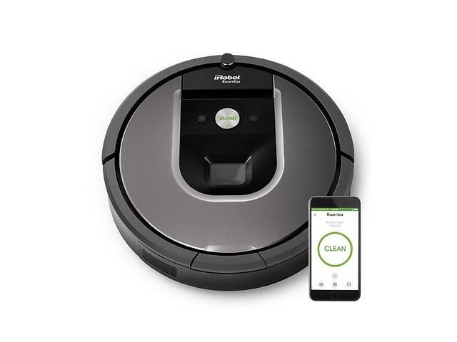 Пылесос iRobot Roomba 960- объявление о продаже  в Харкові