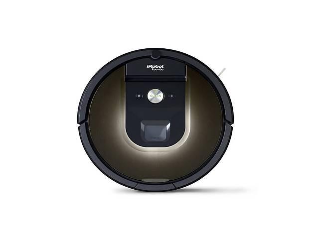 бу Робот-пылесос iRobot Roomba 980 (KYN980021711240100724) - Б/У в Києві