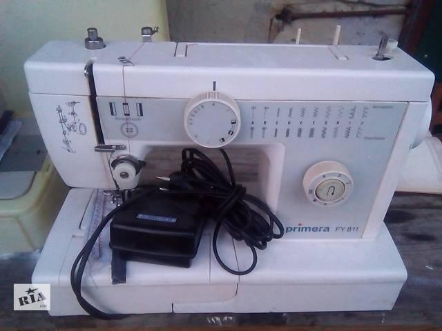 купить бу швейна машина в Каменке-Бугской