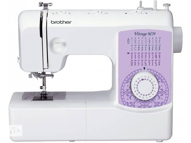продам Швейная машинка Brother Vitrage M79 бу в Харкові