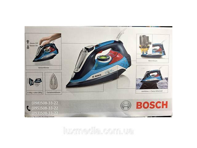 купить бу Компактная паровая станция  BOSCH TDI903031A (3000 Вт, 60 г/мин, паровой удар 200 г/мин) в Луцьку
