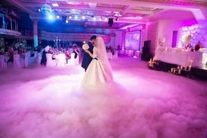 Важкий дим на перший танець (Винница)
