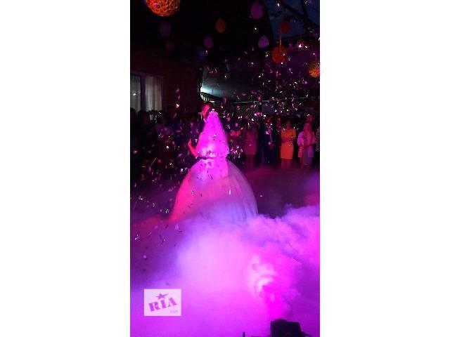 бу Важкий дим. Оформлення першого весільного танцю  в Україні