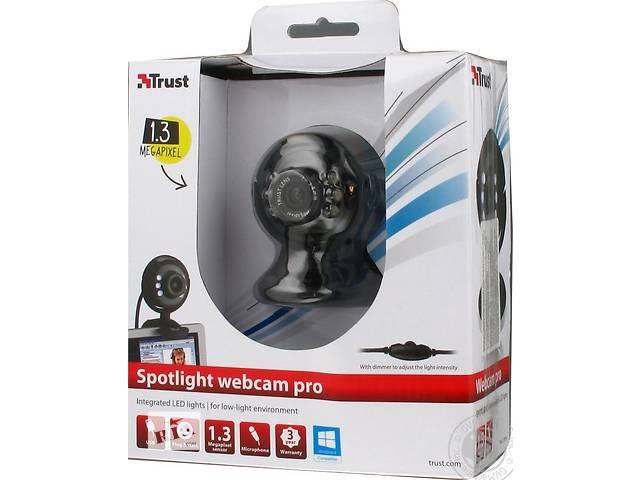 продам Веб-камера Trust SpotLight Pro 1280x1024 бу в Киеве