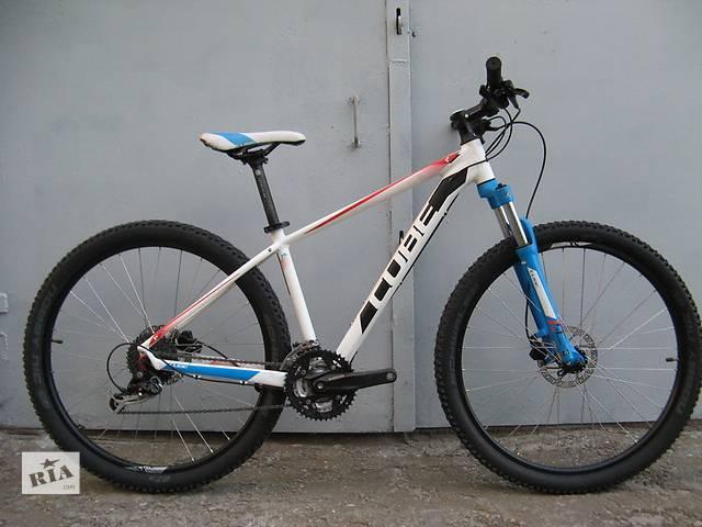купить бу Велосипед Cube AIM 27 в Львове