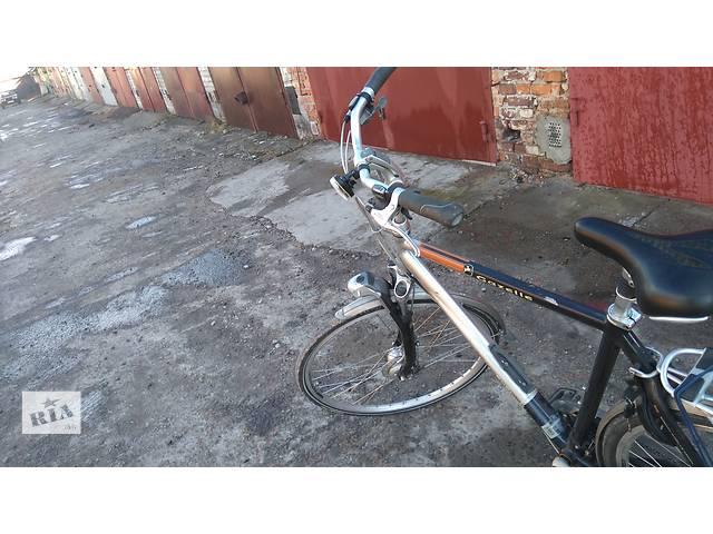 купить бу Велосипед Gazelle в Львове