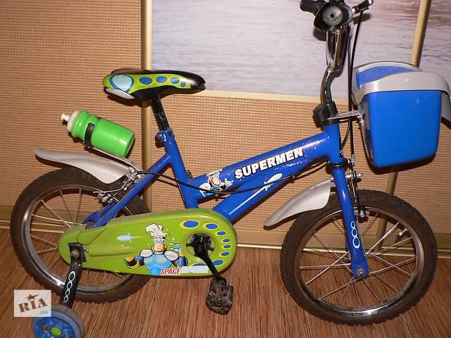 продам Велосипед GEOBY Supermen JB1240 Q E105D б у бу в Броварах 3da02079f82d2