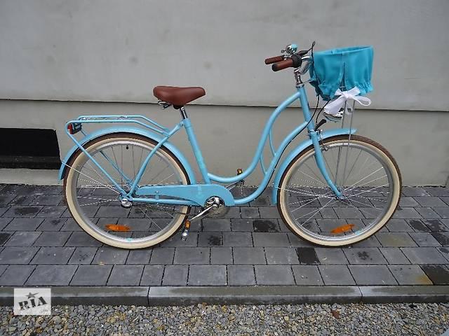 Велосипед міський, ретро велосипед Le Grand MADISON- объявление о продаже  в Львове