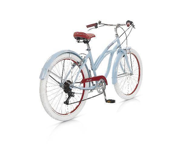 Велосипед круизер женский Honolulu MBM (Италия)- объявление о продаже  в Киеве