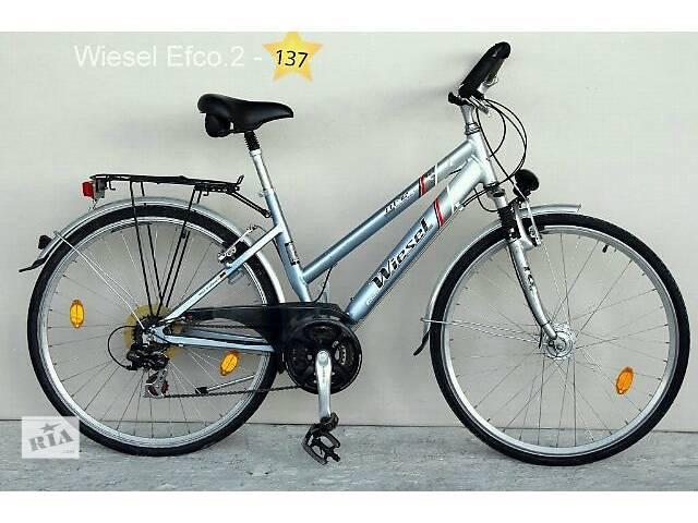 купить бу Велосипед Жіночий дамка Wiesel b67509ec21c4e
