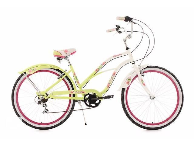 купить бу Велосипед Круизеры велосипеды новый женский ретро дамский в Киеве