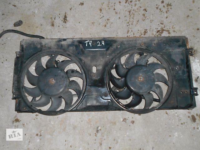Вентилятор осн радиатора для Volkswagen T4 (Transporter), , 2.4d, 1996p.- объявление о продаже  в Львове