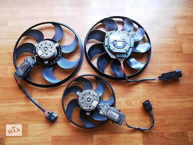 купить бу Вентилятор основного радиатора 7L0959455C 7L0959455F 7L0959455E 7L0959455D Volkswagen Touareg ФольксВаген Туарег в Ровно