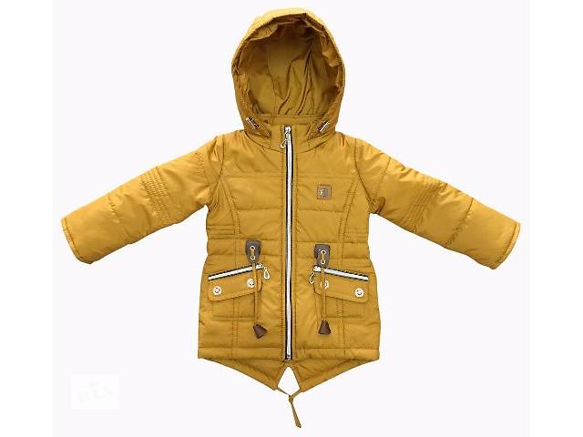 бу Осенняя куртка парка на девочку рост 98, 104, 110, 116 в Харькове