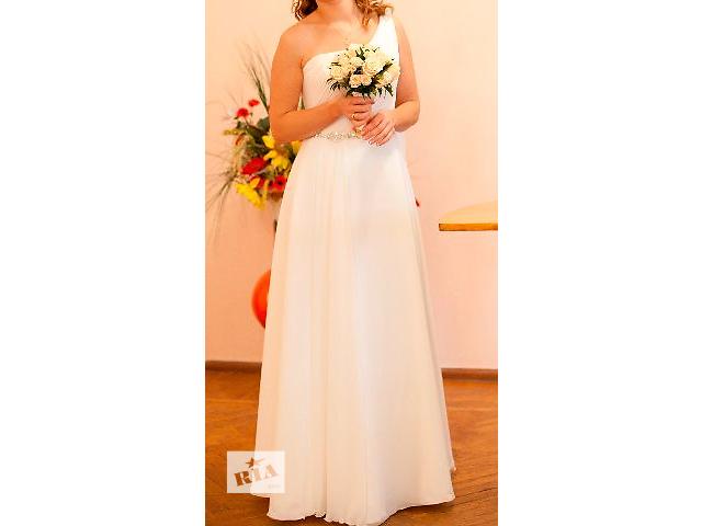 продам Свадебное платье или на выпускной бу в Тернополе