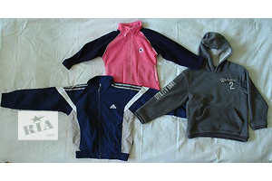 Новые Детские ветровки Adidas