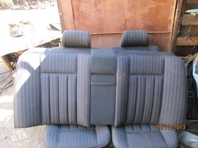 продам Внутренние компоненты кузова Сиденье Легковой Mercedes 124 Седан бу в Шполе