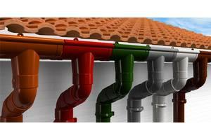 Новые Водосточные системы Rainway