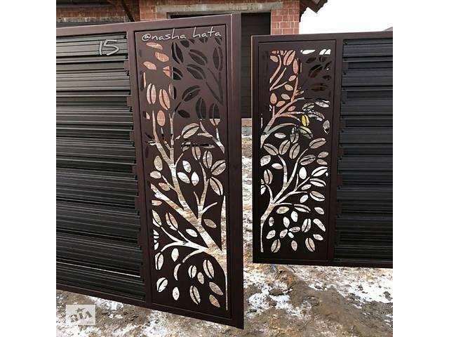 купить бу ворота та огорожі  в Украине