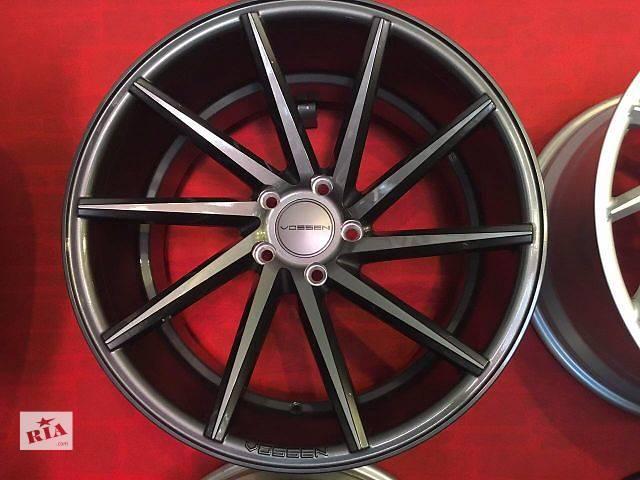 купить бу VOSSEN CVT Новые R19, R20, R22 оригинальные диски для Lexus, США в Харькове