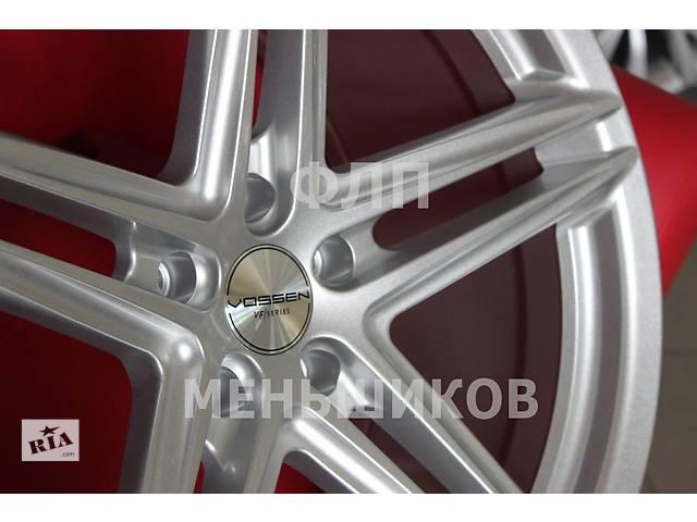 бу Vossen VFS5 Новые R20 оригинальные диски для Chrysler Voyager, США в Харькове