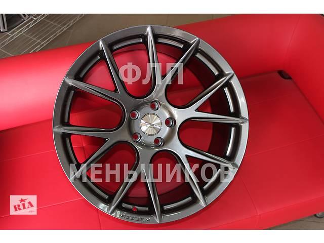 бу Vossen VFS6 Новые R20 5x112 оригинальные диски для Lamborghini, США в Харькове