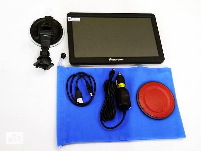 """продам 9"""" GPS навигатор Pioneer T30 - 8gb 800mhz 256mb IGO+Navitel+CityGuide (Емкостной экран) бу в Днепре (Днепропетровск)"""